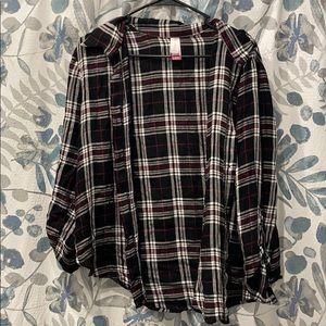 Lightweight flannel